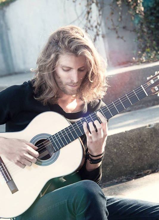 Classical Guitar and YOGA with Jeremy & Melissa