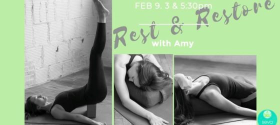 Rest & Restore with Amy