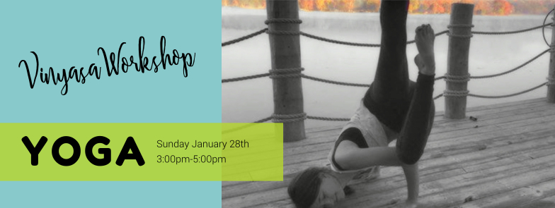 Vinyasa Flow Workshop